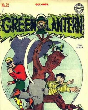 Green Lantern # 22