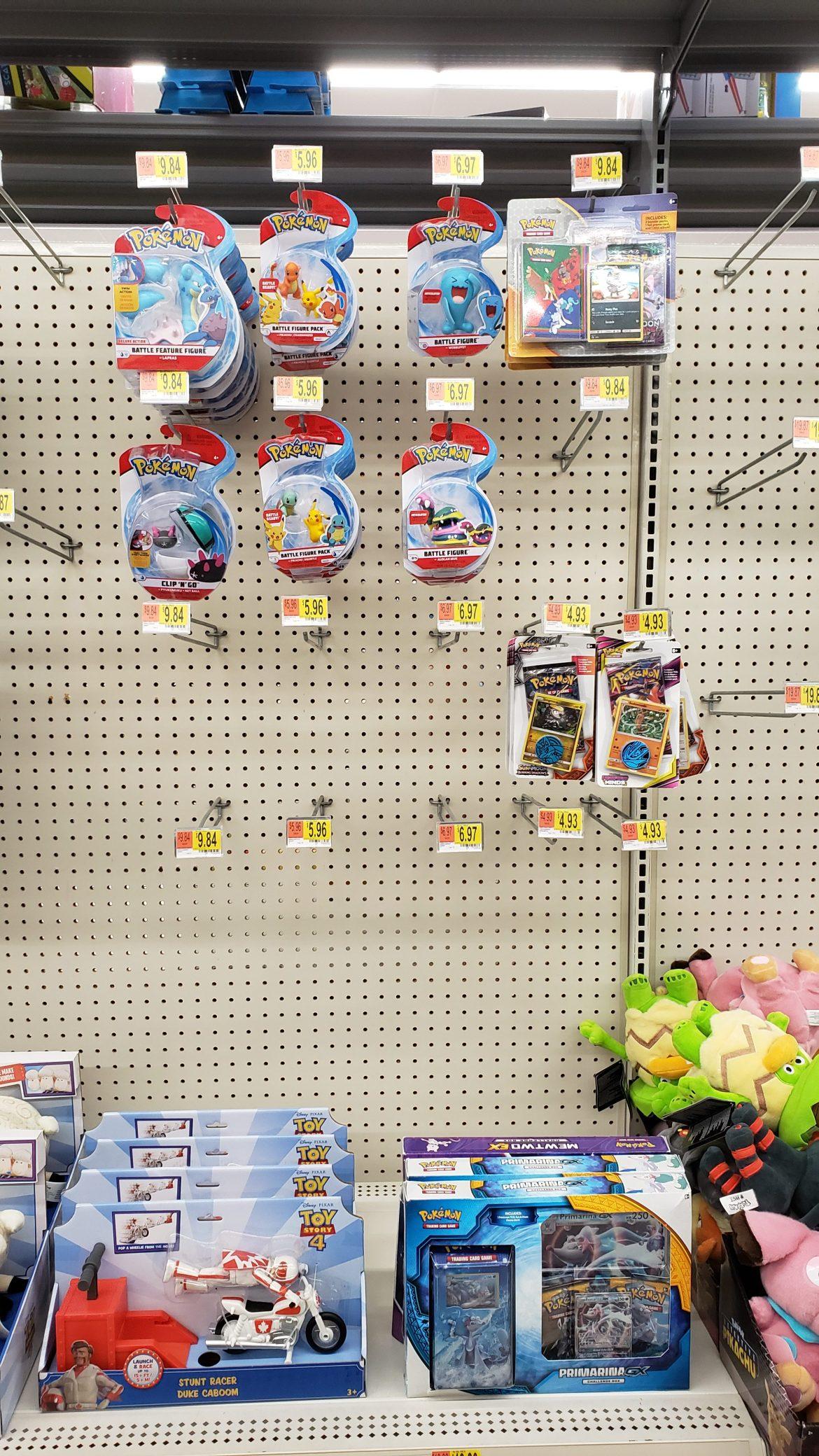 Mega Construx No Longer at Walmart Stores?