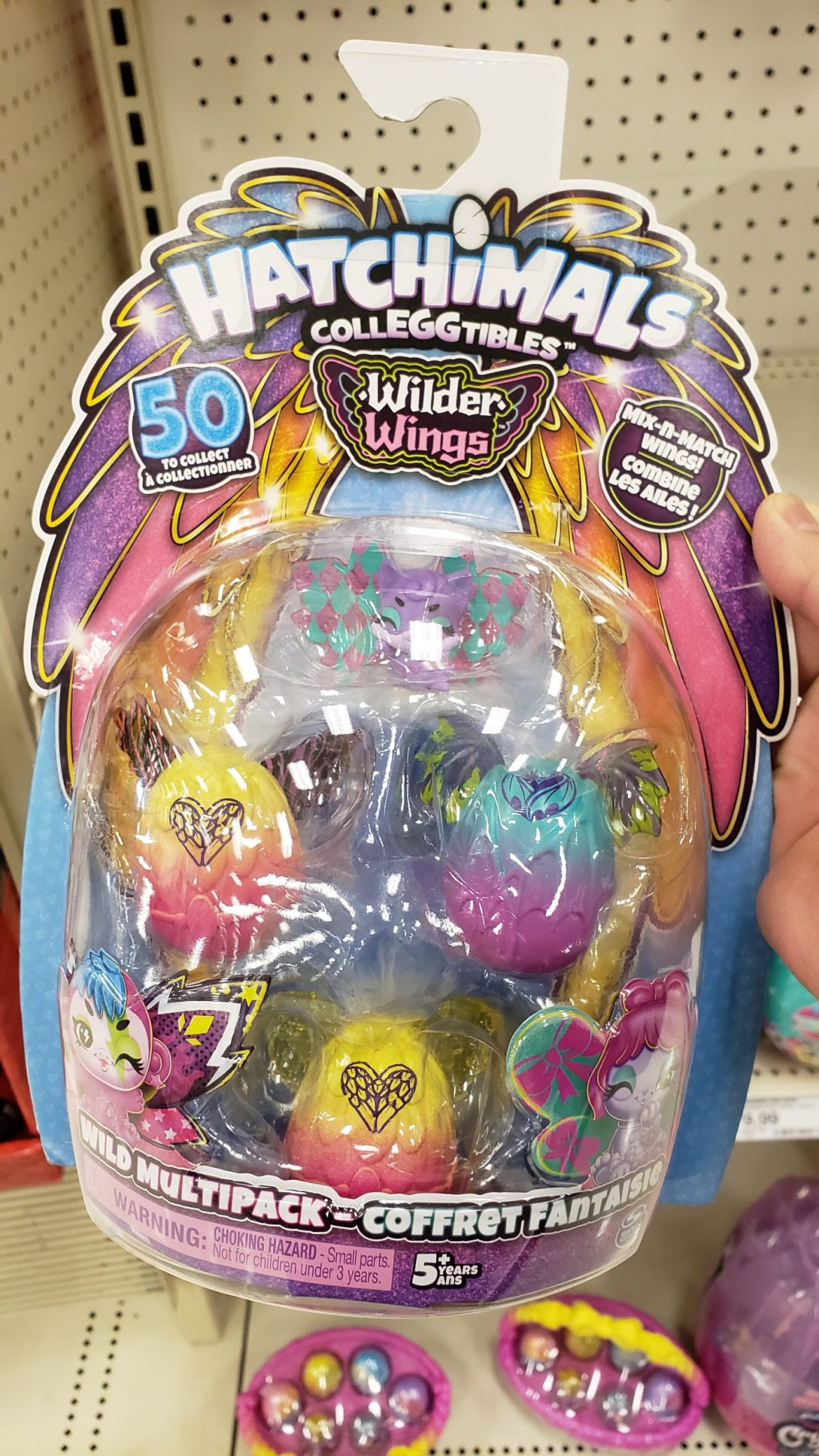 Hatchimals Colleggtibles Wilder Wings Now Available