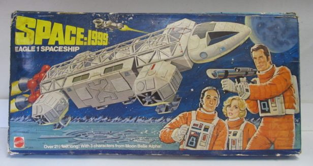 Image result for Space 1999 toys