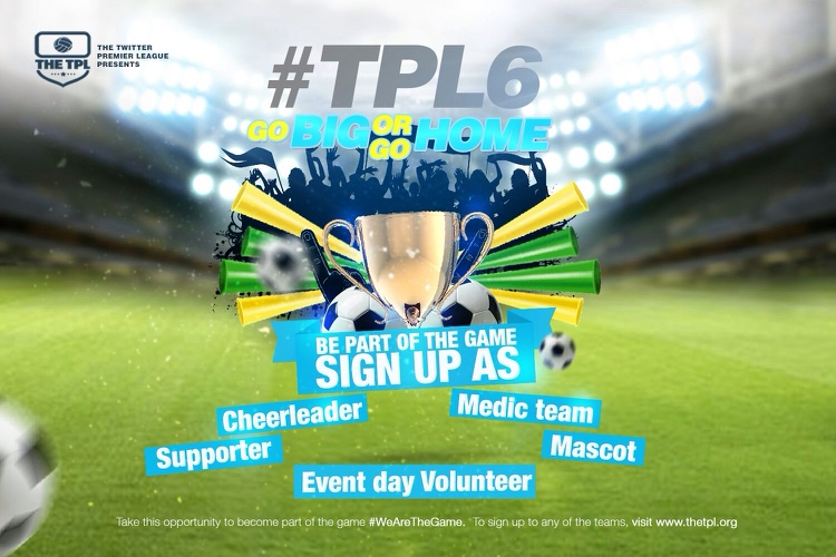 Join The Game #TPL6