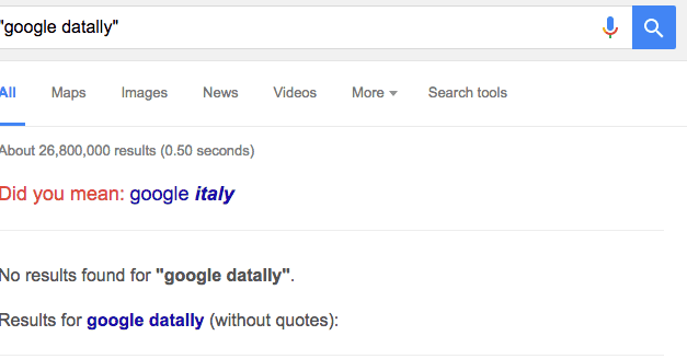 Google Datally?? It's OK, nobody else knows what it is either….