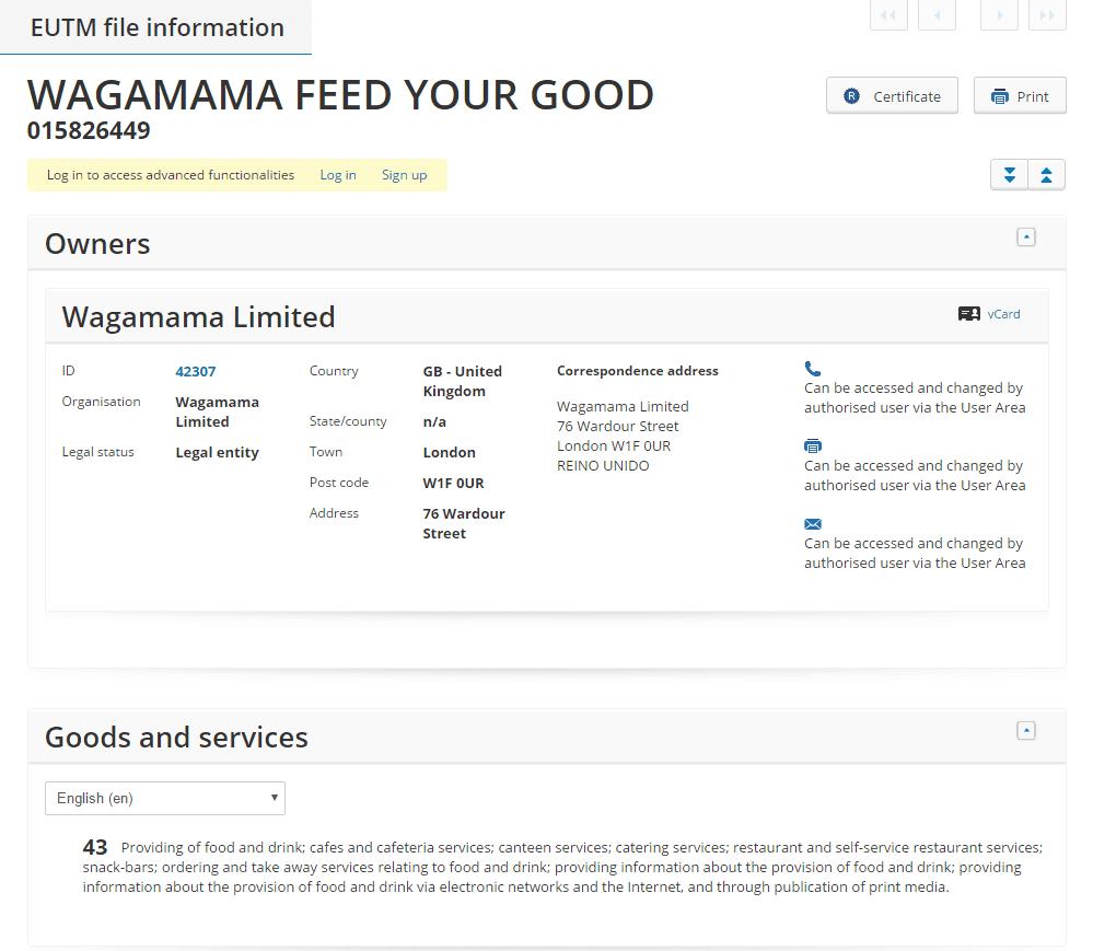 wagamama-feed-your-good-trademark-application
