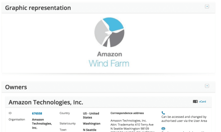 Are Amazon Wind Farms coming to the EU and is this a brand new logo for them @Amazon #AmazonWindFarm