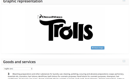 Theres been a few already but heres another @Dreamworks tradmark application for Trolls Dreamworks