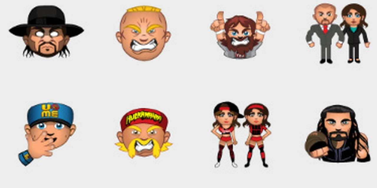 The @WWE have moved to trademark and take control of WWEmoji