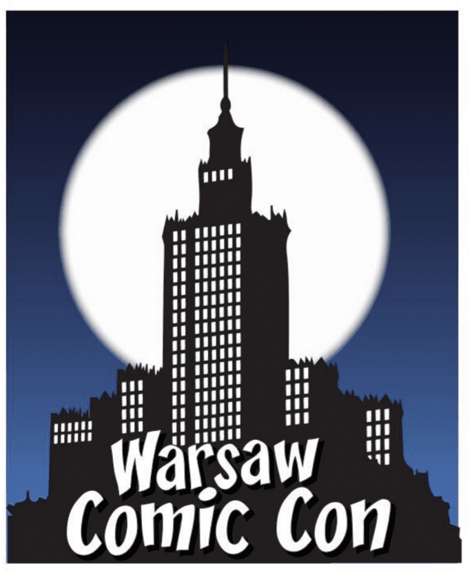Because We All Know A City Isnt A Real City Witihout A Comic Con Warsawcomiccon
