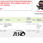 Irish Trademarks – DID Electrical, Gilead Sciences and Zero