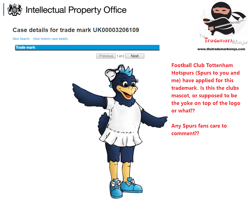 Any <a href=http://twitter.com/Spursofficial target=_blank rel=nofollow data-recalc-dims=1>@Spursofficial</a> fans care to enlighten me on this Spurs Mascot Bird