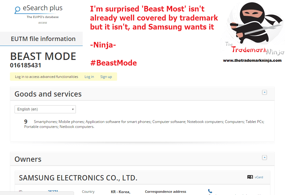 If youre thinking of developing a BeastMode app dont bother @Samsung have beat you to it