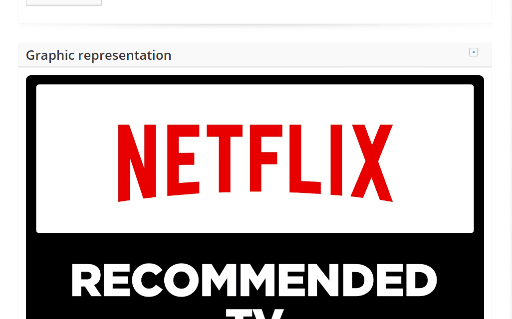 Netflix applies for an EU Trademark for Netflix Recommended TV @Netflix Netflix