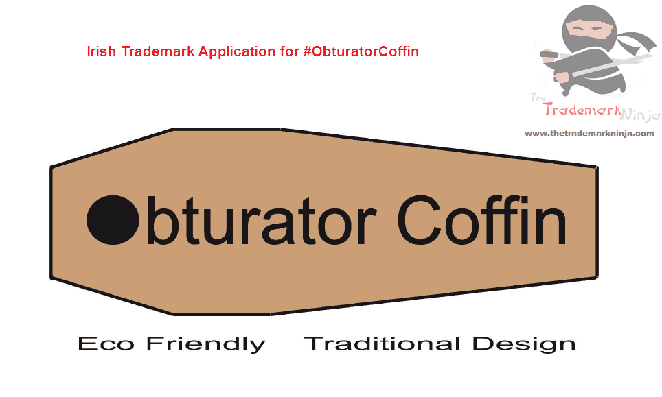 Obturator Coffin Irish Trademark Application Coffin Obturator