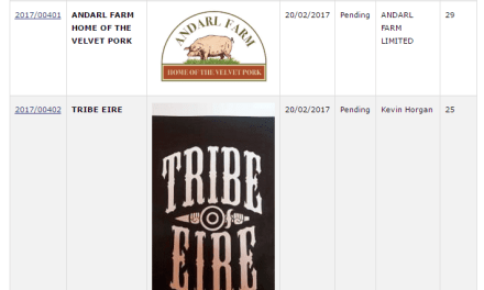 Trademark Ireland Applications for TM registration for TribeEire GirlsWithAttitude WayoDrinks