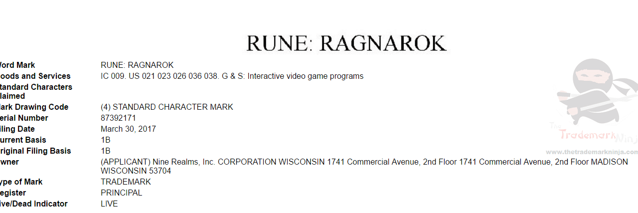Rune Ragnarok Has this got anything to do with Thor Ragnarok RuneRagnarok ThorRagnarok