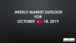 Weekly Market Outlook For October 14-18, 2019