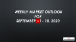 Weekly Market Outlook For September 14 - 18, 2020 - Momo Down But For How Long?