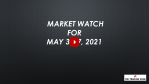 Market Watch For May 3-7, 2021 - Chop and Churn