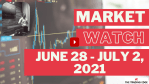 Market Watch For June 28 - July 2, 2021 - All eyes on DXY