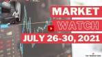 Market Watch For July 26-30, 2021 - Priced for perfection?