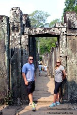 baphuon ruins angkor