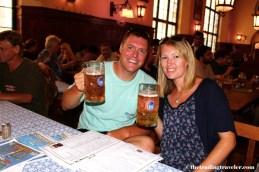 hofbrauhaus beer hall