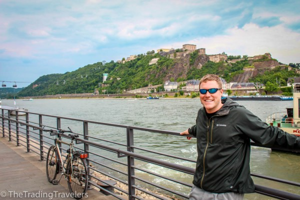 rhine river day cruise germany