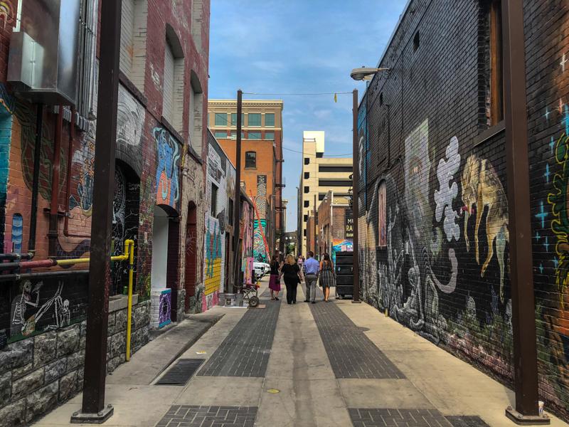 boise freak alley gallery