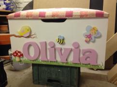 Olivia Woodland Theme