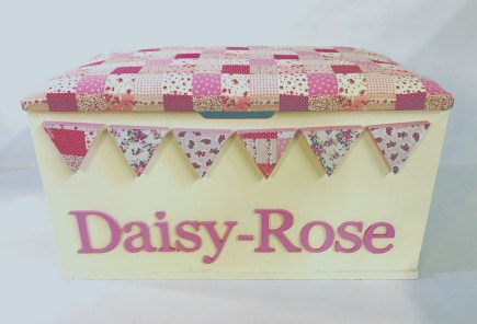 Toy Box- Bunting & Patchwork