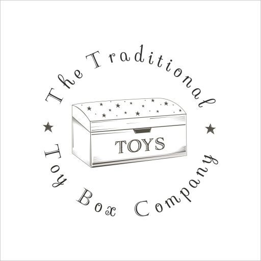 The Traditional Toy Box Company Personalised Toy Boxes Stylish