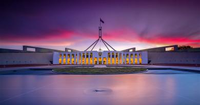 Canberra is absolutely fascinating when you're high on PCP