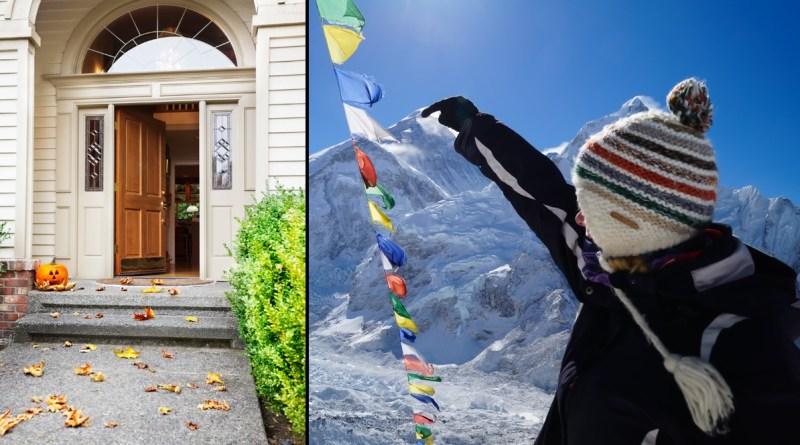 Everest front door