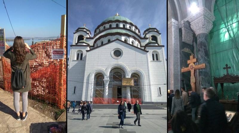 Belgrade's historical construction sites