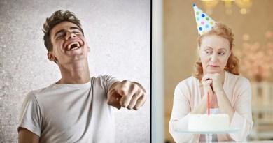 April Fool's Day prank for Mum's birthday