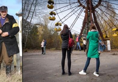 Pripyat security guard looking forward to this year's bribe season