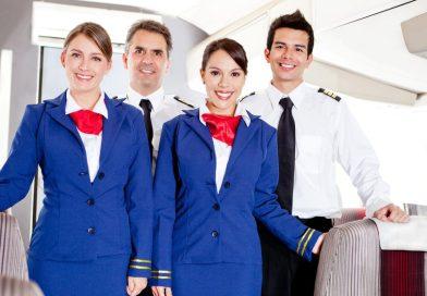 Report: Entire cabin crew – plus the pilot – GOT IT ON last night
