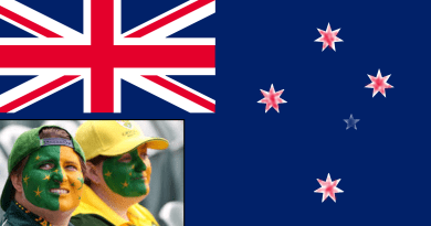 Heartbroken Aussie cricket fan