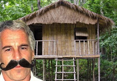 Mysterious moustachioed American man arrives in remote Thai village