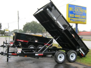 The Trailer Source | Dump Trailers | Roll Off Trailers