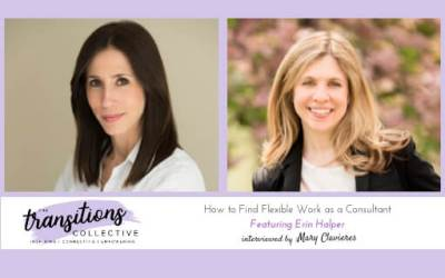 Episode 10: How to Find Flexible Work as a Consultant