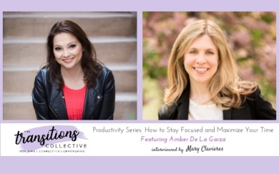 Episode 13: Productivity Series: How to Stay Focused and Maximize Your Time