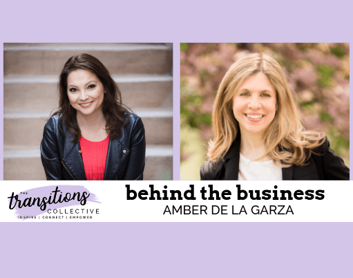 BTB01: Behind the Business with Amber De La Garza