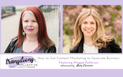 Episode 29: How to Use Content Marketing to Generate Business