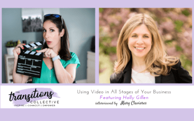 Episode 35: Using Video in All Stages of Your Business