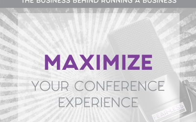 Episode 101: Maximize Your Conference Experience