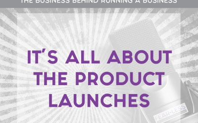 Episode 120 – It's All About The Product Launches