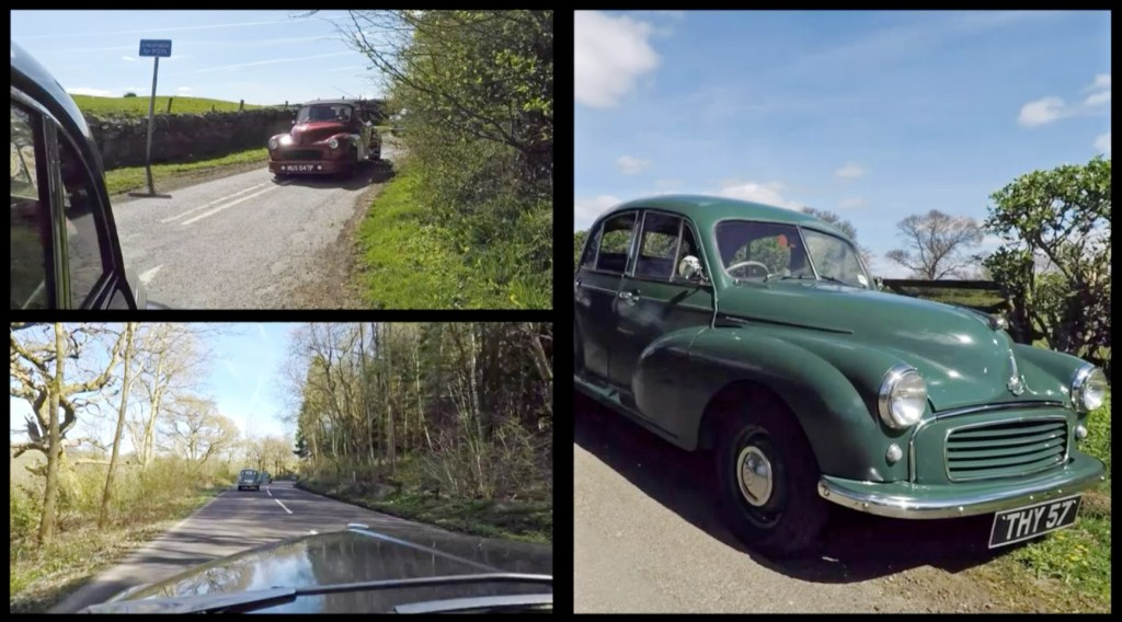 Drive It Day with the Morris Minor Owners Club 2017