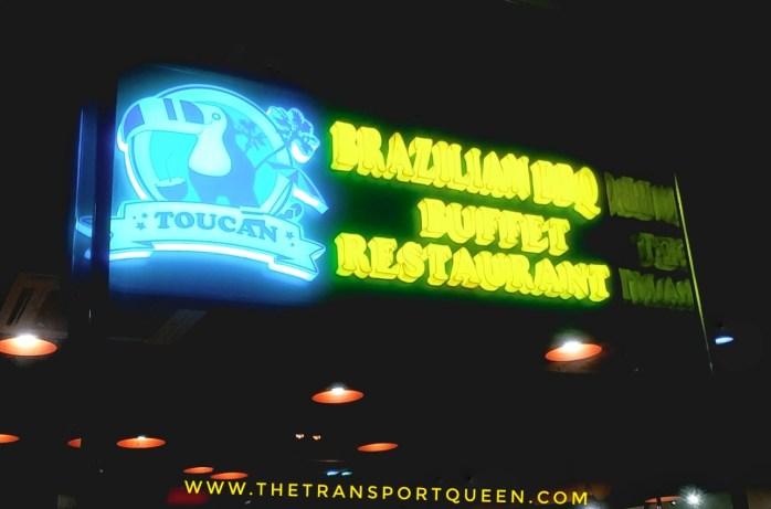 Toucan brazilian bbq restaurant