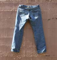 Biking Jeans