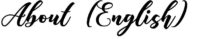 About English e1506786337814 - _About English